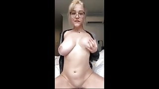 busty babe with perfect pussy