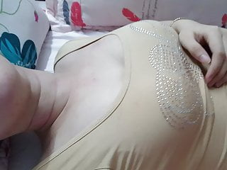 Sexy camo shirts - Sexy asian squirting in tight shirt