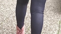 Big ass french black