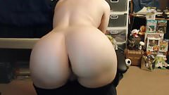 Beautiful Teen Big Ass Teasing