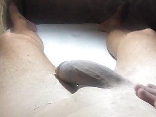 Bikini and brazilian waxing Brazilian waxing of a big cock