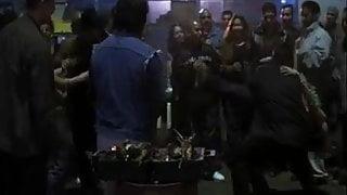 Kirsten Dunst, Taryn Manning - Crazy-Beautiful (dancing)