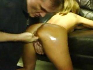 Fucking huge girls Amateur girl brutally fisted and fucking huge dildos