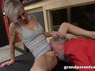 Tie him up fuck Grandparents tie up and fuck 18 year old au-pair