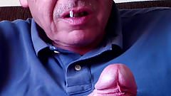 Close Up Cum In My Mouth 2