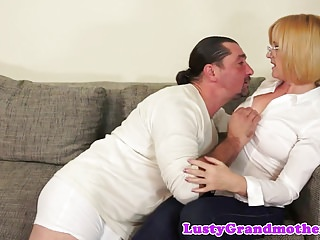Mature rim - Bootylicious gilf rimmed and anally banged