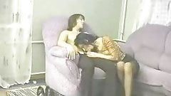Amateur mature mother and boy fucking
