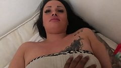 Meeting with Porn star Grace Joy - Part 1