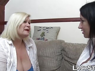 Oral contraceptives after 50 - Granny lacey starr scissoring inked lesbian after oral