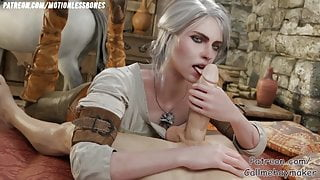 THE WITCHER 3 SLUTS 2020 DECEMBER WITH CHILL MUSIC
