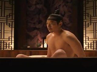 Teen doggy movies The concubine 2012 - korean hot movie sex scene 1