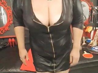 How to bondage instruction Chubby sub get her instructions part i