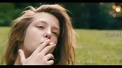 Lesbian Dark Love Story Video