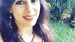 Pooja Bedi:- The Nature Lover