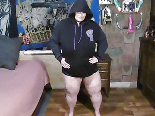 Vintage fleece hoody My xhamster friend motisa striptease in hoodie and playing