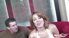 Thats how to fuck a MILF