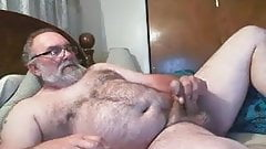 Jim Naked and Stroking