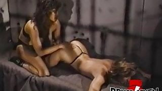 BRUCE SEVEN - April And Careena Get Freaky In Prison