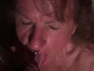 Pee cum swallow Sissy teri swallowing pee and sucking cock
