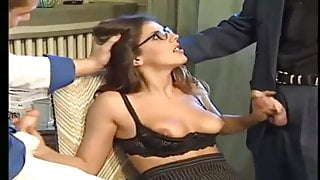Karen Lancaume Group Sex