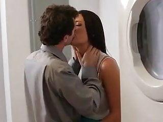 Tube xxx laundry room Kimberly fucking in laundry room