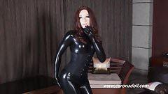 Mummification bondage FemaleMask