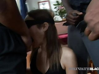 Milfs with really deep throats Private black - really 3 big black cocks dp amber rayne