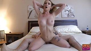 My Petite Big Tit MILF Wife Cucked Me