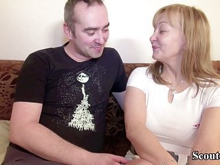 Free old grnny porn movies - German old hairy couple in first time porn movie