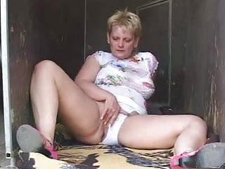 Anal granny video Anal granny