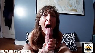 Sexy Milf Marie – Lots Of Wonderful Cum