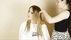 Haarspiele - Haarjob