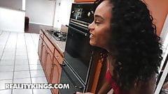 Hot Latina Scarlit Scandal Loves Her Boyfriend's Big Cock