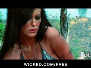 Wickedweasel girls wicked weasel bikini - Wicked - busty brunette jenna presley fucks lisa ann