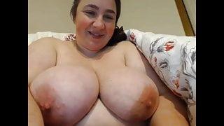 Fat BBW Bitch, Fat Boobs, Disgusting Whore