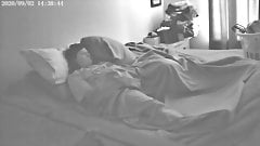 Hidden Cam Masturbation Under Covers 5