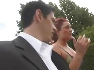 Naked redhair pics Horny redhair milf fucked outdoor...usb