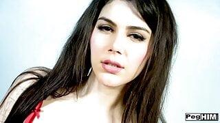 Valentina Nappi And Siouxsie Q strapon fuck Michael Vegas