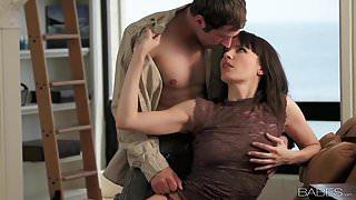 Babes - IN THE FOYER Dana DeArmond