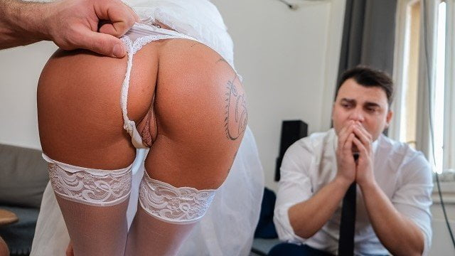 Versaute Ehefrau