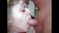 Wife getting Face Fucked