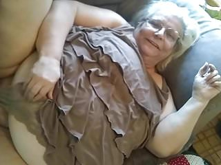 Michelle bbw phone Laying on the couch phone vid