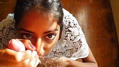 Sexy Indian Blowjob