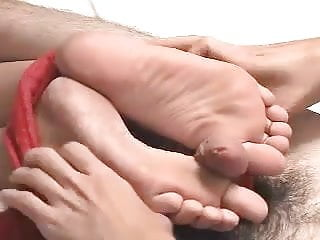 Mom feet fuck - Feet fuck