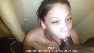 Best Ebony Deepthroater Ms Natural