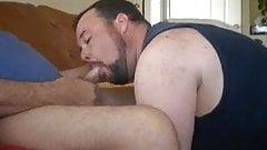 Bear Cocksucker Facial