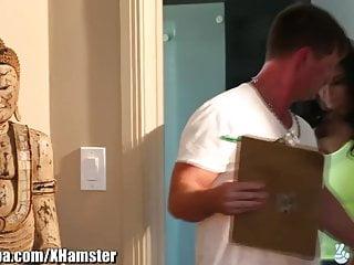 Hidden massage sex voyeur videos - Trickyspa huge tits, ava adams gagging bj