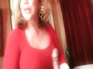 Mature dirty talking solo xhamster Big titted mommys dirty talking jerk off