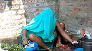 Village Desi Outdoor Beating Indian Mom Full Nude Part 2