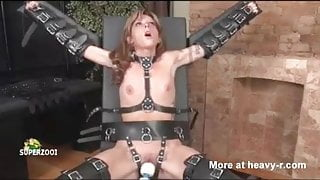 Gorgeous Dirty Blonde mercilessly forced to cum over n over